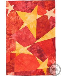 Turkish Patchwork Design - 7' x 4'6