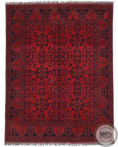 Khal Mohammad Afghan rug 6'3 x 4'8