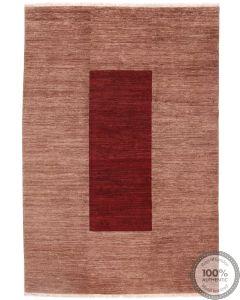 Garous / Ziegler Modern Rug in Red  8'9 x 6'1