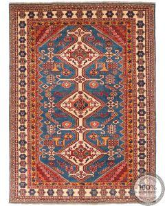 Caucasian Kazak design rug 6'8 x 4'9