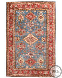Caucasian Kazak design Rug  9'6 x 6'3