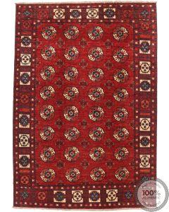 Ersari design Afghan rug