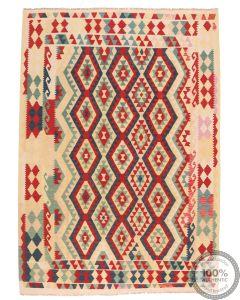 Shirvan kilim rug 9'6 x 6'7