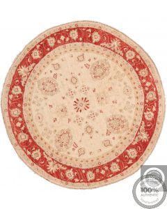 Garous Ziegler design rug 4'6 x 4'5