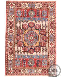 Garous Kazak design rug 6 x 4'1