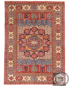 Caucasian Kazak design rug 7'0 x 5'0