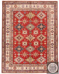 Caucasian Kazak design rug 6'8 x 4'8