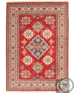 Caucasian Kazak design rug 7'2 x 5'1