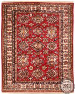 Caucasian Kazak design rug 6'3 x 5'1