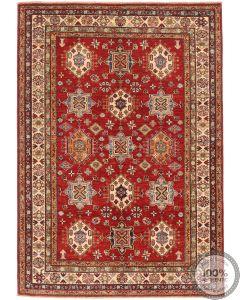 Caucasian Kazak design rug 6'7 x 4'8