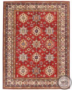 Caucasian Kazak design rug 6'5 x 4'9