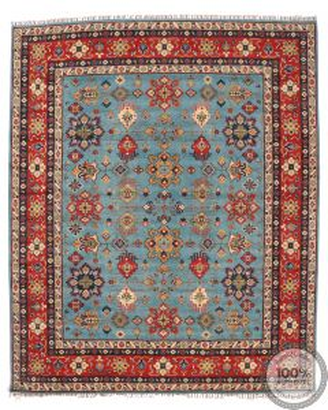 Kazak C Design rug 9'8 x 8