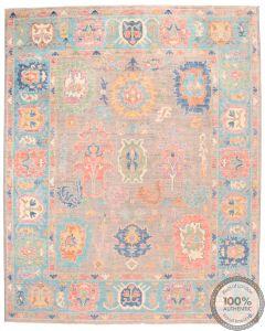 Garous design rug 9'9 x 7'9