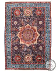 Mamluk design rug 9'5 x 6'6