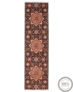 Mamluk design rug 9'9 x 2'6
