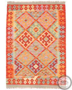 Shirvan kilim rug - 4'2 x 2'8