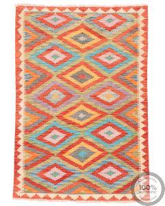 Shirvan kilim rug  - 4'7 x 3'1