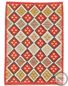 Shirvan kilim Rug - 4 x 2'8