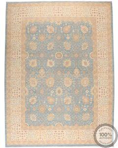 Decorative Garous Ziegler rug - 11'8 x 8'7