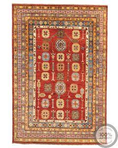 Khotan Samarkand Design Part Silk  - 8'6 x 5'9