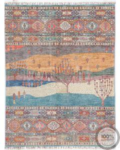 Garous design rug 6'3 x 4'8