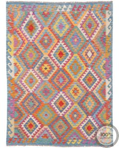 Shirvan Design Kilim 7'6 x 5'6