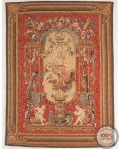 Tapestry Angel  6'2 x 4'6