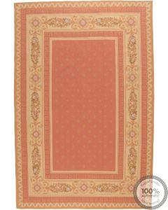 Pink Aubusson Design 9'8 x 6'5