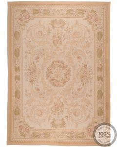 Floral Aubusson Design 33 Rug 14'1 x 9'9
