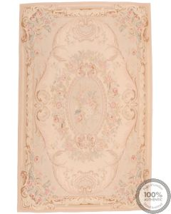 Aubusson design rug - 9 x 5'8