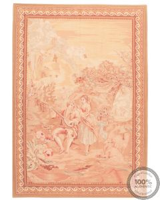 Tapestry Lovers Scene 7'8 x 5'6
