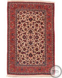 Antique Fine Isfahan Rug - Circa 1920