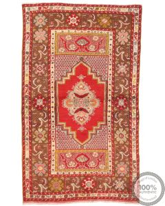 Kirshehir Turkish carpet 5'74 x 3'34