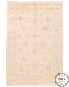 Oushak Ushak design rug Indian - 8' x 5'3