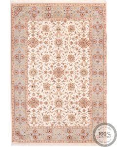 Fine Modern Garous part silk rug - 8 x 5'5