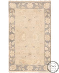 Oushak Ushak design rug Indian - 4'9 x 3'