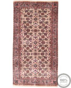 Indian Saruk Sarough rug beige