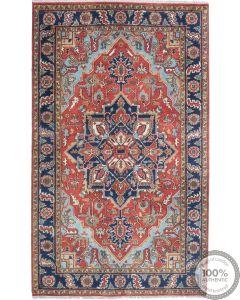 Serapi design rug - 8'2 x 4'8