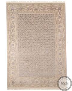 Tabriz Design - part Bamboo silk - 8  x 5'6