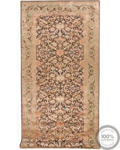 Polonaise Design Rug Part silk - 19'7 x 8'4