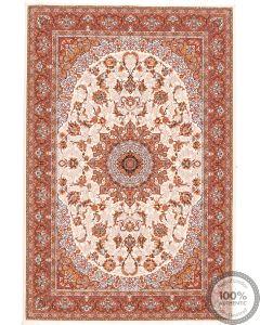 Persian Machine Made Carpet 7' x 4'