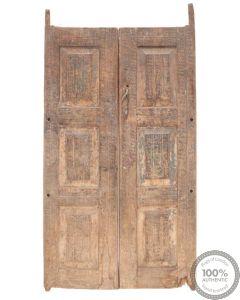 Old Persian door 5'3 x 3
