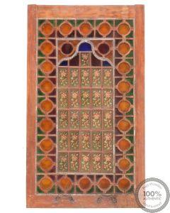 Old Persian Window 5'4 x 3'1