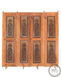 Old Persian door 6 x 5'9