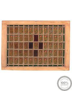 Old Persian Window 2'7 x 2'5