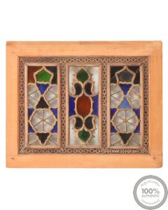 Old Persian Window  3'1 x 2'5