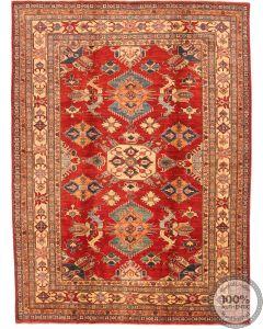 Caucasian Kazak design rug red - 8'2 x 6'23