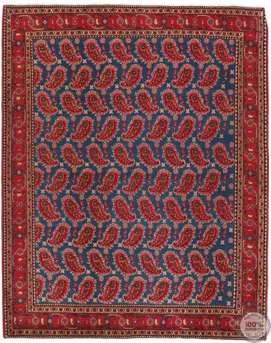 Persian Ardebil rug blue