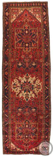 PERSIAN HERIZ RUG - Red