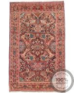 Pair of Kermanshah Rug, Circa 1920